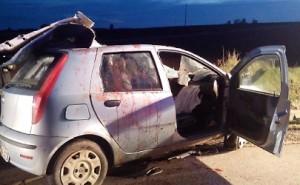 incidente stradale torremaggiore