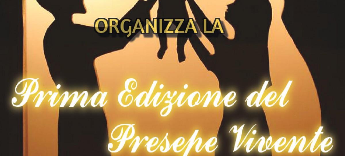 Casalnuovo Monterotaro, Prima edizione del Presepe Vivente