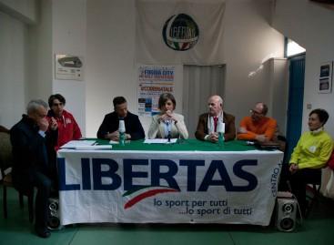 """Conferenza stampa di presentazione """"VI Corri a Natale – II Foggia City HalfMarathon"""""""
