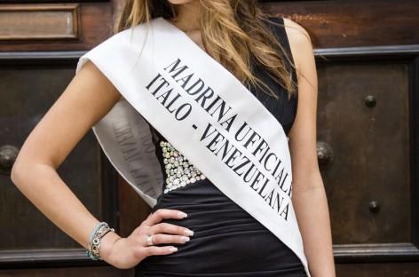 Una ragazza di Orsara eletta madrina Italo-Venezuelana
