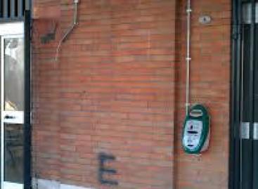Cerignola, sradicata la biglietteria automatica in stazione
