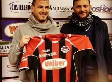 Calciomercato Foggia, arriva Dario Baracco