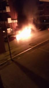 incendio carapelle 15 gennaio 2015