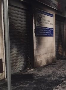 incendio via montegrappa 14-01-2015