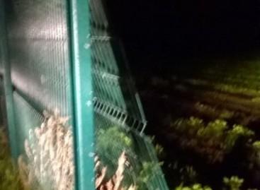 Manfredonia, tentano di rubare panelli fotovoltaici
