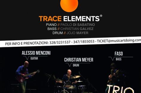 Trace Elements e trio Bobo a Marzo in Capitanata