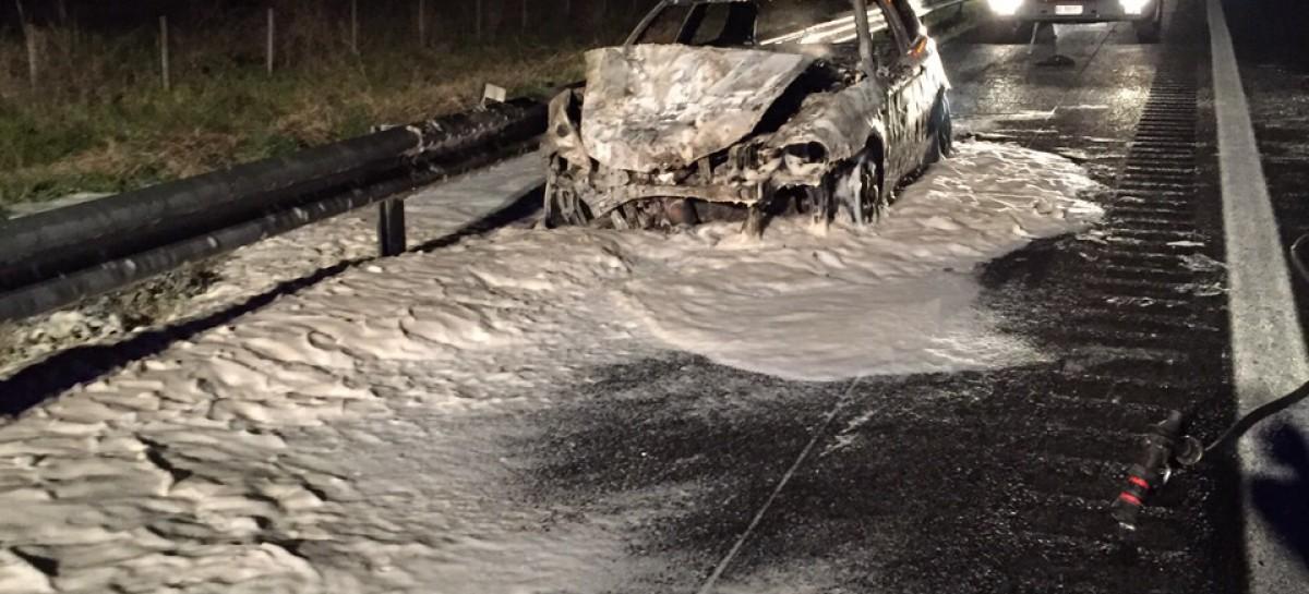 Grave incidente autostradale nella serata di ieri