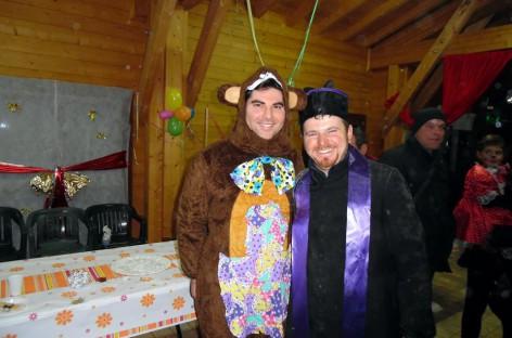 Casalnuovo Monterotaro, risate e partecipazione per il Carnavale
