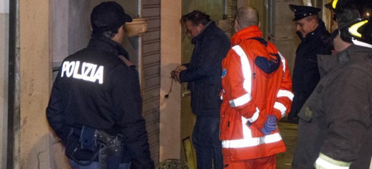 Foggia, esplosione sulle scale interne di una palazzina in Via Tenente Iorio