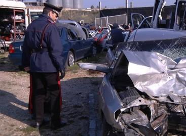 Incidente mortale tra San Severo e Marina di Lesina