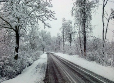 Dopo un fine settimana mite ritorna il maltempo e la neve