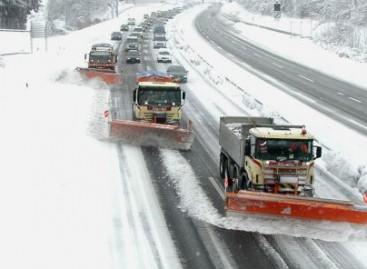 Allerta meteo, divieto di transito per i mezzi pesanti