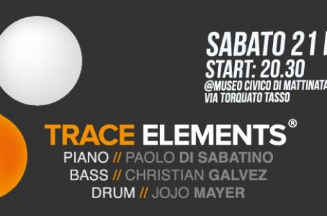 Il 21 marzo sul Gargano il grande jazz di Jojo Mayer, Paolo Di Sabatino e Christian Galvez in concerto