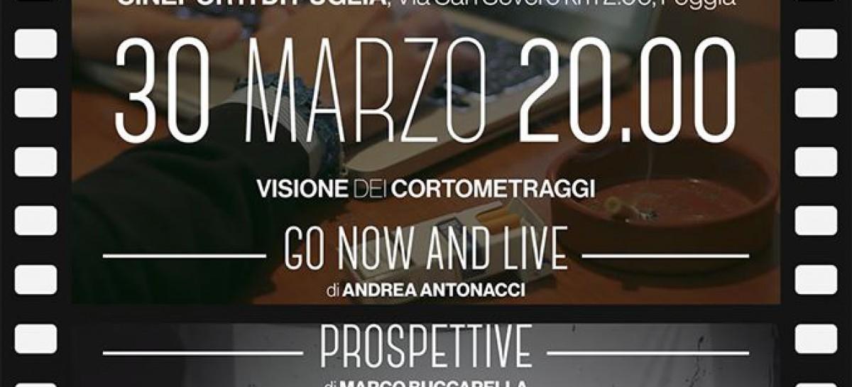 """Lunedì 30 Marzo,  """"ANDARE O RESTARE… AL CINEPORTO DI FOGGIA"""""""