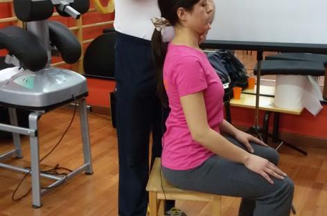 Foggia Back School, da 9 province per sconfiggere il mal di schiena