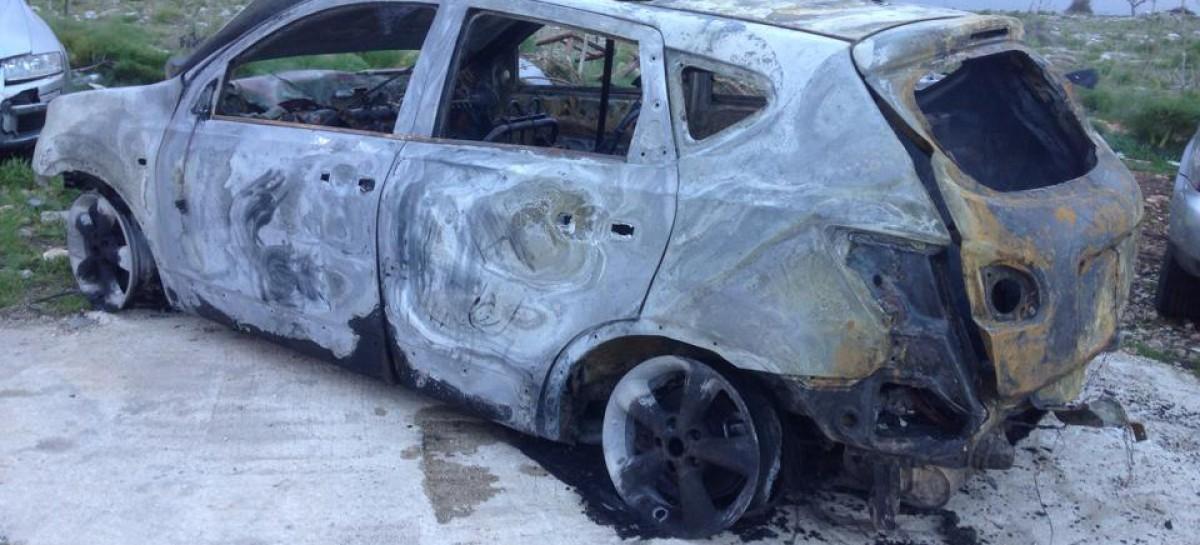 San Giovanni Rotondo, incendiate due auto in Corso Matteotti