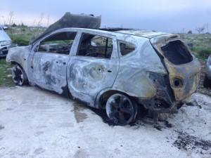 auto-incendiate-7 marzo san giovanni