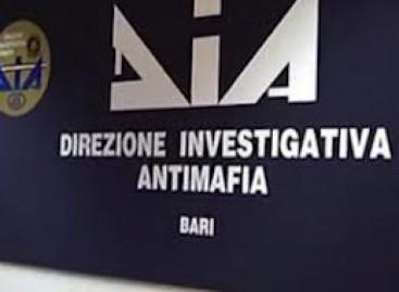 Cerignola, la Dia di Bari sequestra beni per 2 milioni di euro