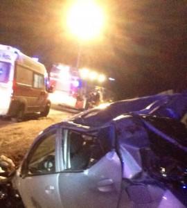 incidente via Napoli 05-05-2015