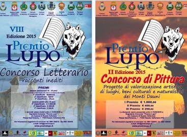 """Premio Lupo per """"il film dei Monti Dauni"""" – 11 Marzo 2015"""