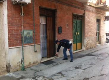 San Severo, esplode una bomba in Via Tolomeo: donna ferita ad una gamba
