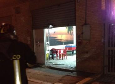 Lucera, esplode ordigno in Via Pasubio: muore presunto attentatore