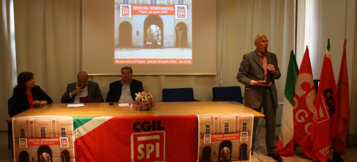 Spi-Cgil si conferma l'organizzazione più grande della Capitanata