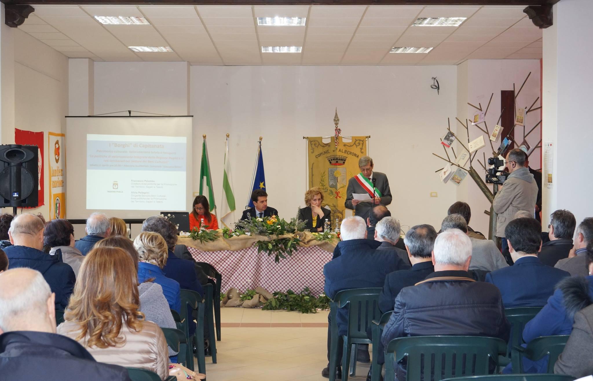 """Alberona, Fucci: """"Su viabilità e trasporti la Regione faccia di più"""""""
