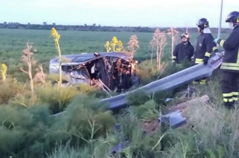 Incidente stradale a 4km da Zapponeta: muore il 36enne Antonio D' Arienzo