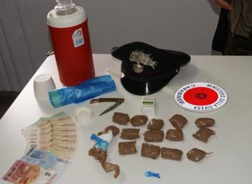 Cagnano Varano, arrestata coppia di ultra sessantenni per spaccio