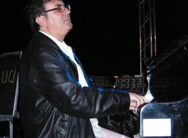 Foggia, IL MAESTRO SPAGNOLI È PIANO 'NON SOLO' JAZZ – 22 Maggio 2015