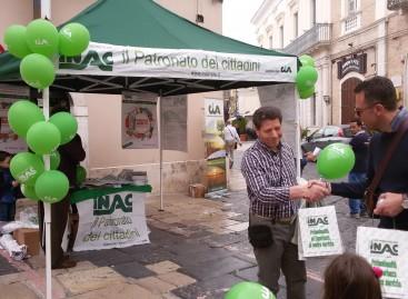 Inac-Cia apre a Lucera, nel centro svevo la giornata dei diritti