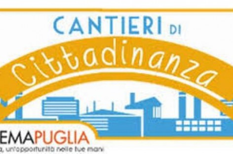 """La Regione Puglia da il via a """"Cantieri di Cittadinanza"""": bando per disoccupati"""