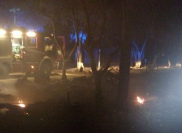 Rodi Garganico, a fuoco camping Jamaica Punta Rodi