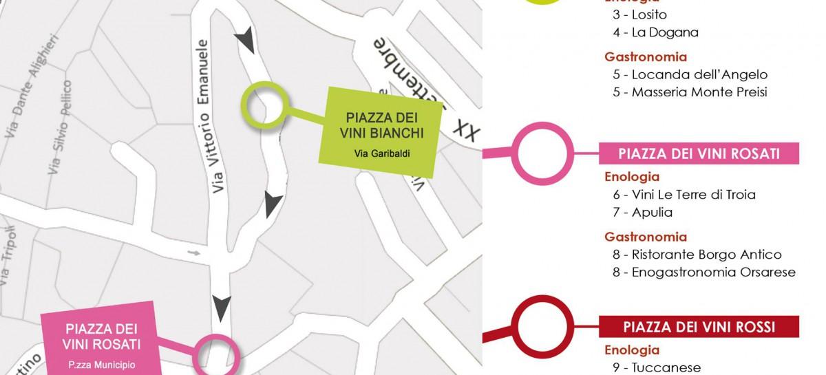 Orsara, ecco piatti e vini della Galleria Enogastronimica – 27 Giugno