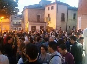 Orsara, in 5mila alla 28esima Festa del Vino