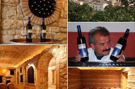 Orsara premia il suo chef, Calice d'Oro a Peppe Zullo