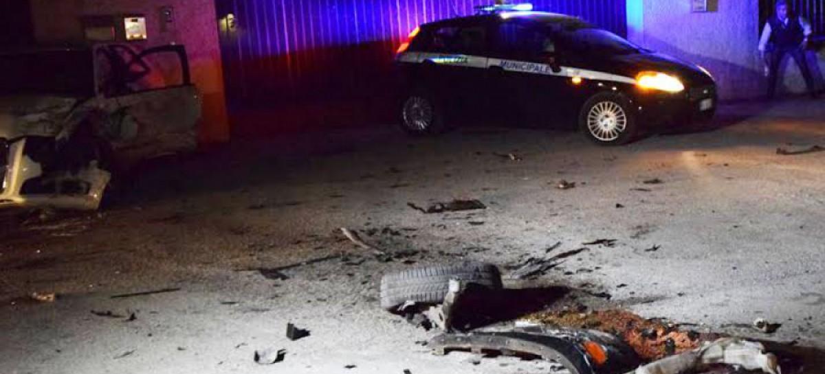 Foggia, scontro su Via Napoli: un morto e tre feriti – 12 Giugno 2015