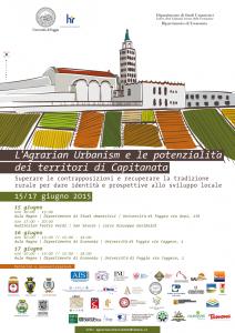 locandina convegno Agrarian Urbanism versione 08.06