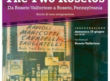 """Roseto Valfortore, la mostra fotografica sull'emigrazione rosetana torna a """"casa"""" – 28 Giugno"""