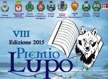 Premio Lupo, è record: racconti anche da Usa e Macedonia