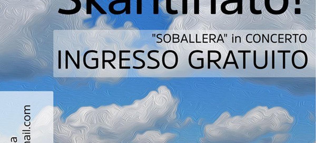 """Troia, Un anno di Skantinato 58: domani si festeggia in compagnia dei """"Soballera"""""""