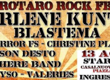 Marlene Kuntz e Blastema al Monterotaro Rock Festival – 13 Agosto 2015