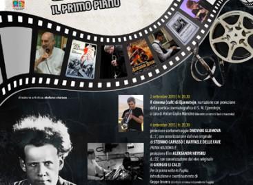Al via Suoni e Rivoluzione – incontri tra cinema e musica ai Cineporti di Foggia / Puglia