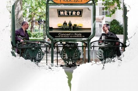 PROSSIMO APPUNTAMENTO DEL MATTINATA FESTIVAL  CON I MÈTRO PARIS  Atmosfere parigine lunedì 17 con il duo Lui-Ciotola