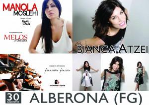 Alberona Atzei concerto