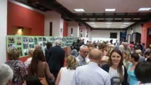 Alberona pubblico mostra foto