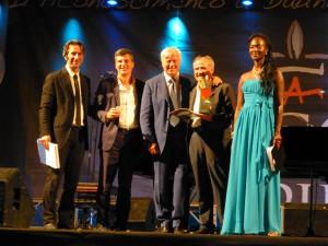 Peppe Zullo premio Argos Hippium