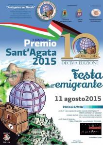 Premio Sant'Agata 10^edizione