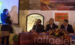 Raffaele Battista mostra lucera